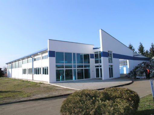 Armirano betonske montažne konstrukcije, hala – Trnovec Bartolovečki