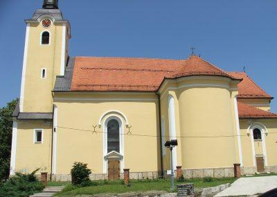 Crkva sv. Marije Magdalene - Ivanec (1)
