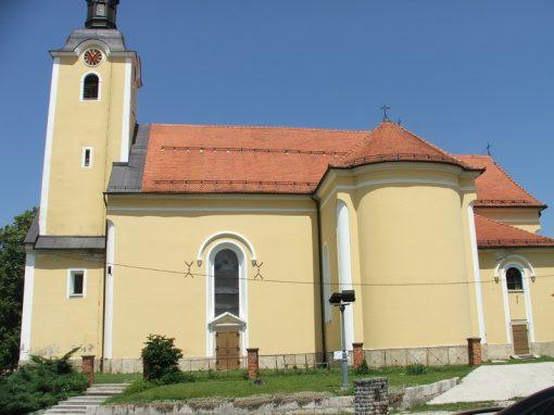 Crkva sv. Marije Magdalene – Ivanec