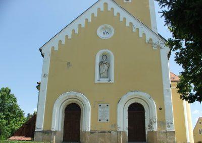 Crkva sv. Marije Magdalene - Ivanec (6)