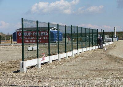 Industrijska ograda Laberna – Turčin