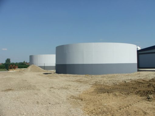Izgradnja lagune za Farmu Agro Stančin d.o.o. – Luka Ludbreška