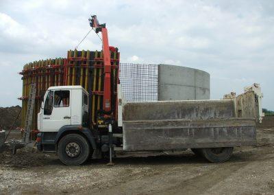 Izgradnja lagune za Farmu Agro Stančin d.o.o. - Luka Ludbreška (36)