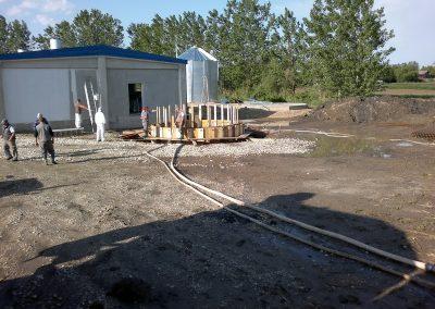 Izgradnja lagune za Farmu Agro Stančin d.o.o. - Luka Ludbreška (7)