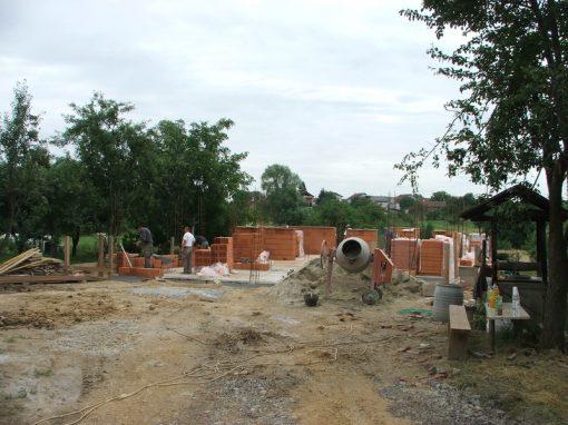 Izgradnja obiteljske kuće Botko – Vrbovec