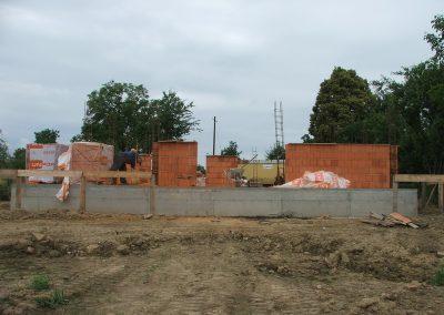 Izgradnja obiteljske kuće Botko - Vrbovec (3)