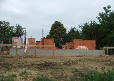 Izgradnja obiteljske kuće Botko - Vrbovec (4)