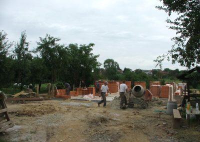 Izgradnja obiteljske kuće Botko - Vrbovec (5)