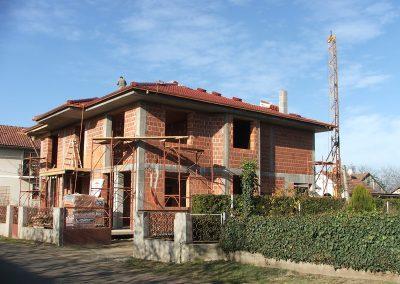Izgradnja obiteljske kuće Golubić - Kapela Podravska (3)