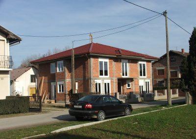 Izgradnja obiteljske kuće Golubić - Kapela Podravska (6)