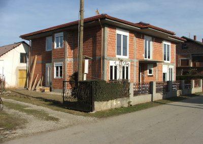 Izgradnja obiteljske kuće Golubić - Kapela Podravska (7)
