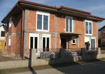 Izgradnja obiteljske kuće Golubić - Kapela Podravska (8)
