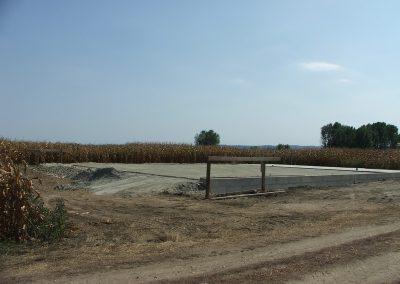 Izgradnja odlagališta pilećeg gnoja, OPG Kraljić - Hrženica (10)