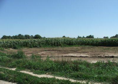 Izgradnja odlagališta pilećeg gnoja, OPG Kraljić - Hrženica (2)