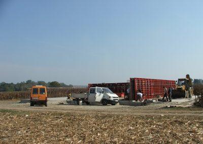 Izgradnja odlagališta pilećeg gnoja, OPG Kraljić - Hrženica (20)