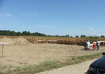 Izgradnja odlagališta pilećeg gnoja, OPG Kraljić - Hrženica (4)