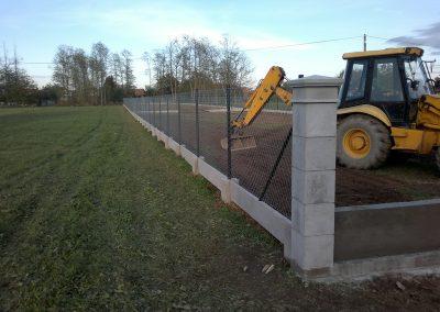 Izgradnja ograde, Valentino - Sračinec (15)