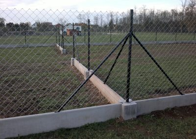 Izgradnja ograde, Valentino - Sračinec (7)