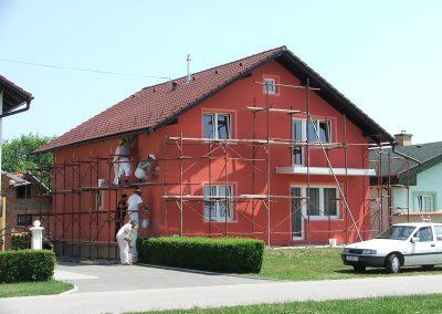 Izrada fasada obiteljskih kuća (10)