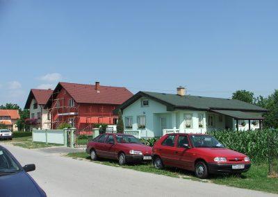Izrada fasada obiteljskih kuća (3)