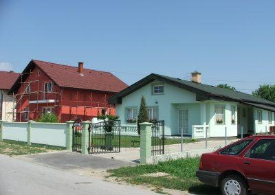 Izrada fasada obiteljskih kuća (4)