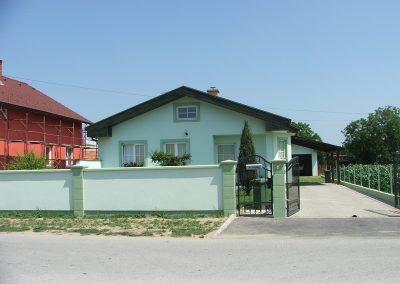Izrada fasada obiteljskih kuća (5)