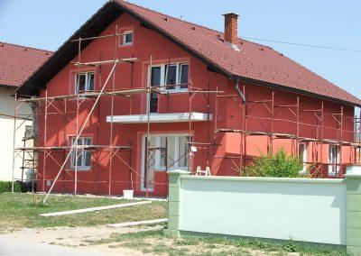 Izrada fasada obiteljskih kuća (6)