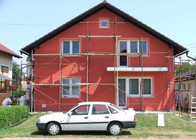 Izrada fasada obiteljskih kuća (7)