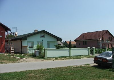 Izrada fasada obiteljskih kuća (8)