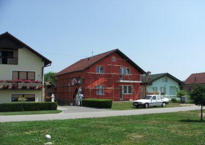 Izrada fasada obiteljskih kuća (9)