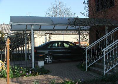 Izrada nadstrešnica za automobile (1)