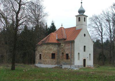 Kapela Križančija - Veliki Bukovec (1)
