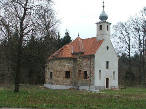 Kapela Križančija – Veliki Bukovec