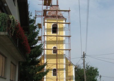 Kapela Majke Božje Snježne - Trnovec (2)