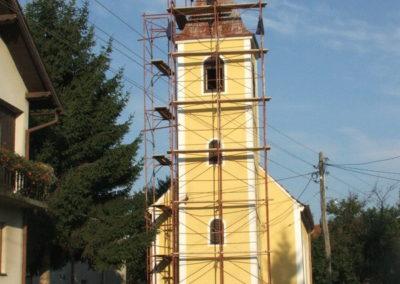 Kapela Majke Božje Snježne - Trnovec (3)