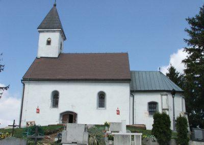 Kapela Sv. Duh - Prigorec (1)