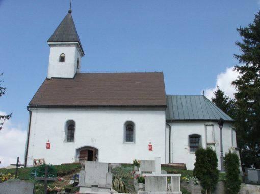 Kapela Sv. Duh – Prigorec
