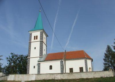 Kapela Sv. Tome apostola – Donja Voća