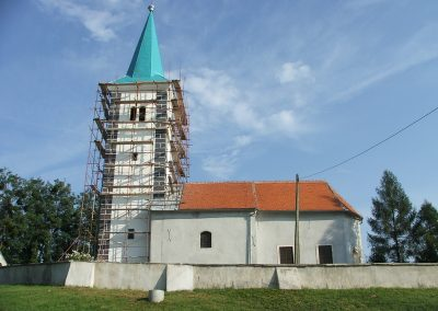 Kapela Sv. Tome apostola - Donja Voća (23)