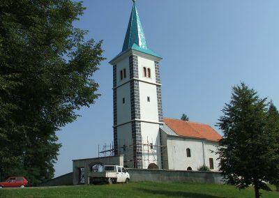 Kapela Sv. Tome apostola - Donja Voća (28)