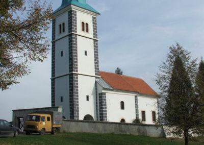 Kapela Sv. Tome apostola - Donja Voća (30)