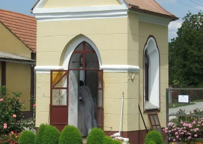Kapela sv. Stjepana - Štefanec (1)
