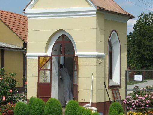 Kapela sv. Stjepana – Štefanec