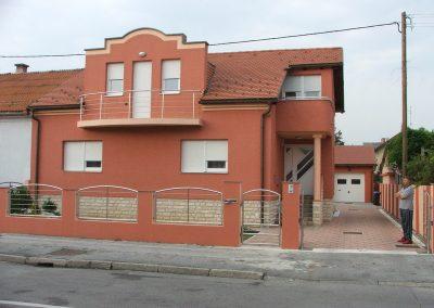 Obiteljska kuća Bunta - Varaždin (1)