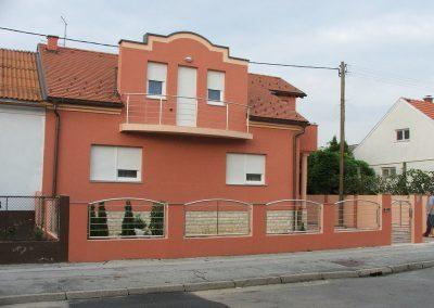 Obiteljska kuća Bunta - Varaždin (2)
