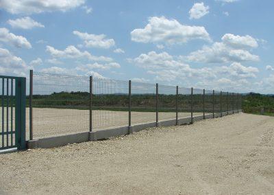 Ograda Poduzetnička zona Trnovec - Trnovec (43)