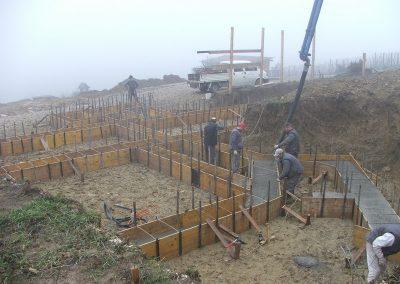 Početak izgradnje obiteljska kuće - Varaždinbreg (10)
