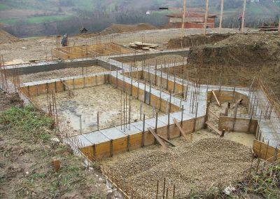 Početak izgradnje obiteljska kuće - Varaždinbreg (11)
