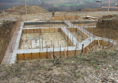 Početak izgradnje obiteljska kuće - Varaždinbreg (12)