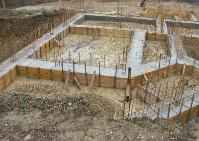 Početak izgradnje obiteljska kuće - Varaždinbreg (13)